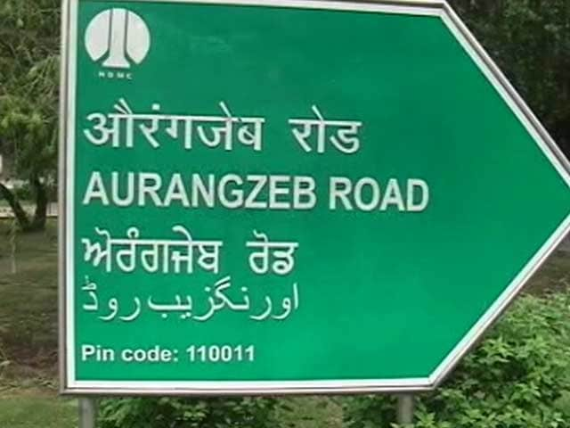 Video : 'Rename Aurangzeb Road After Dr Kalam', BJP Lawmaker Writes to PM Modi