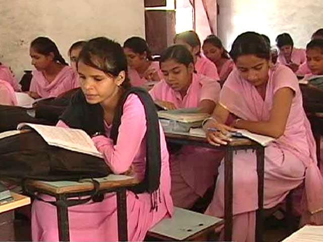Video : The Story of a Turnaround in Faridabad's Government Girls High Secondary School