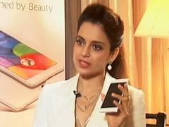 सेल गुरु में 'क्वीन' कंगना ने बताई Vivo X5 Pro की खूबियां