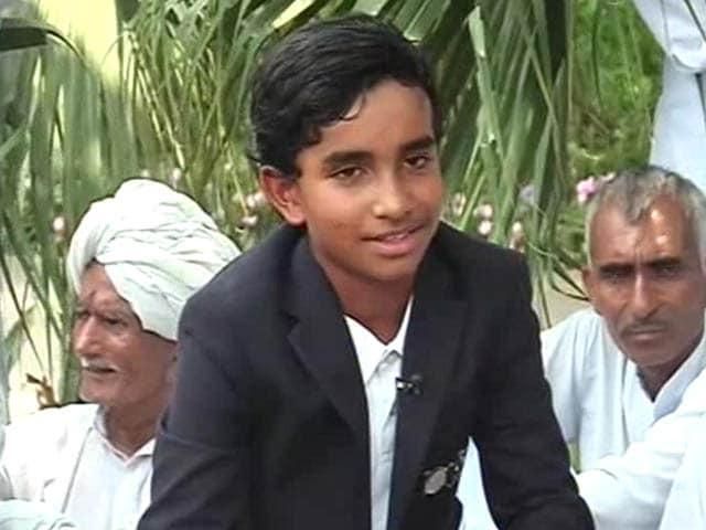 Video : India's Golf Prodigy Shubham Jaglan Returns Home to Hero's Welcome