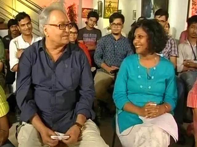 Video : Legend Soumitra Chatterjee: On FTII, Censors and <i>Ahalya</i>
