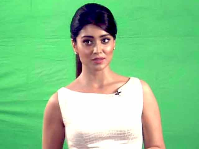 Video : Actor Shriya Saran is a Green Champion. Are You?