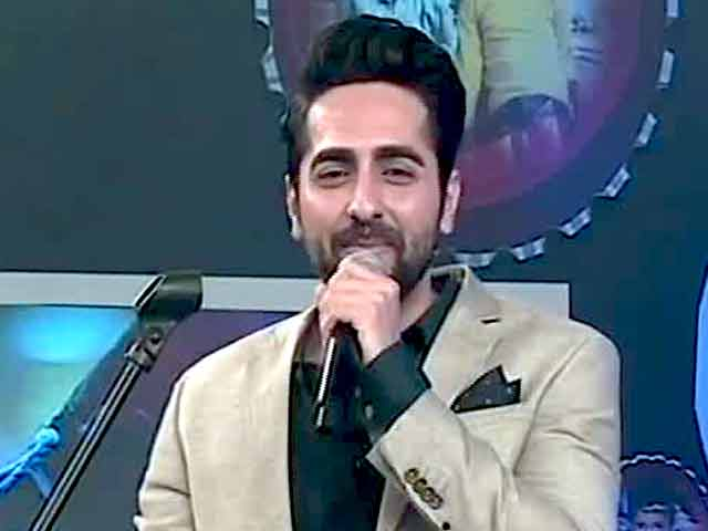 Video : Ayushmann Khurrana Joins the ‪Support my School Celebrations