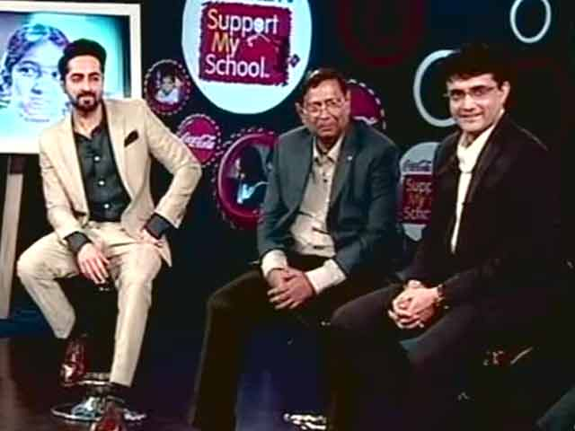 Video : Ayushmann Khurrana on His Favourite Teacher