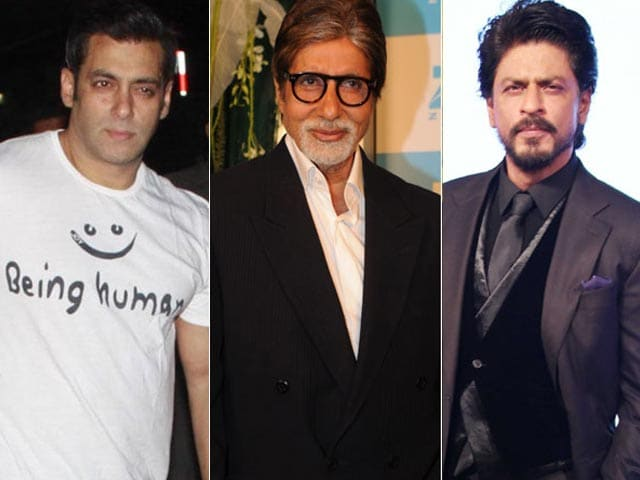 Forbes Rich List Has Five Highest Paid Bollywood Actors