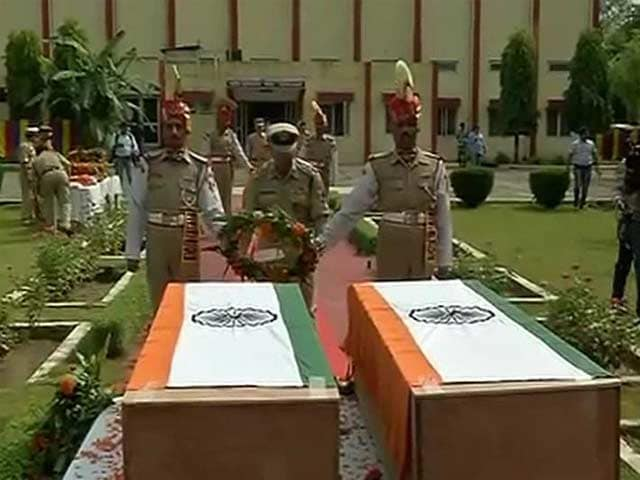 Video : Martyrs Who Died Fighting Udhampur Terrorists Honoured