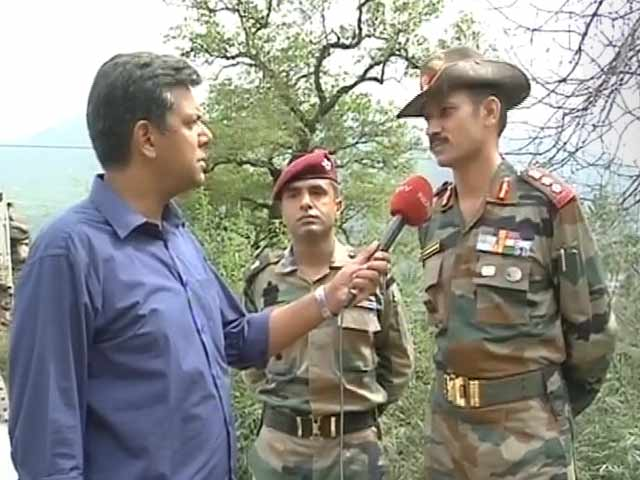 Video : Colonel Who Battled Terror on 26/11 Headed Udhampur Army Ops