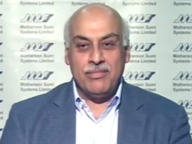 Video : Motherson Sumi Systems Management on Q1 Earnings