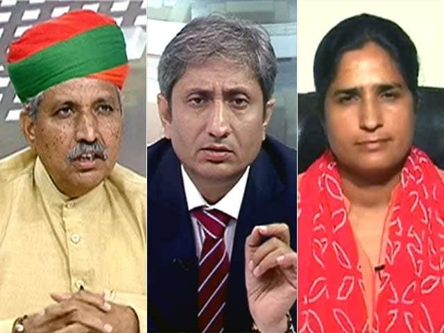 Videos : प्राइम टाइम : ललितगेट पर सुषमा स्वराज के जवाब से उठते सवाल