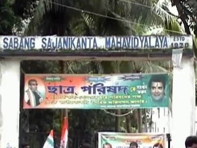 Video : A 12-Hour Congress Bandh to Protest Killing of Bengal Student Allegedly by Trinamool Activists