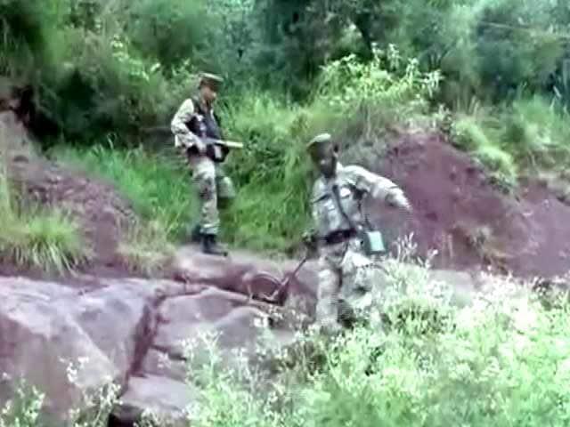 Video : भारत में घुसपैठ के फिराक में आतंकी, अंतरराष्ट्रीय सीमा पर हाइअलर्ट