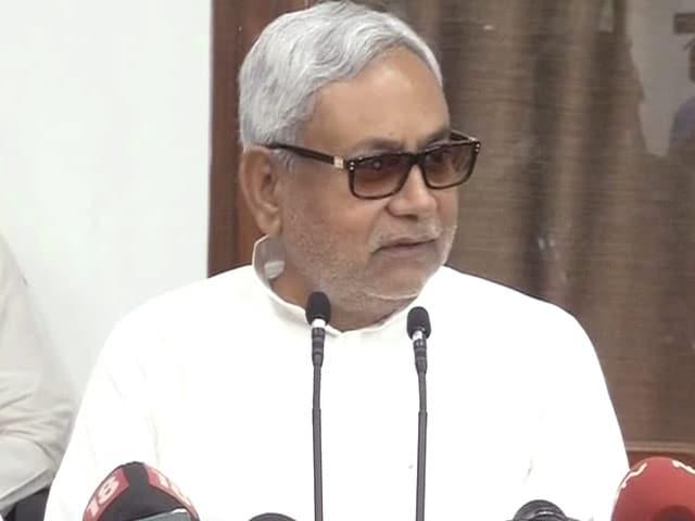 Video : नीतीश का पीएम मोदी को जवाब, बीजेपी का मतलब- बड़का झूठा पार्टी