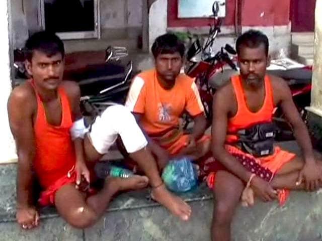 Videos : झारखंड : देवघर के मंदिर में भगदड़, 11 श्रद्धालु मरे, 20 घायल