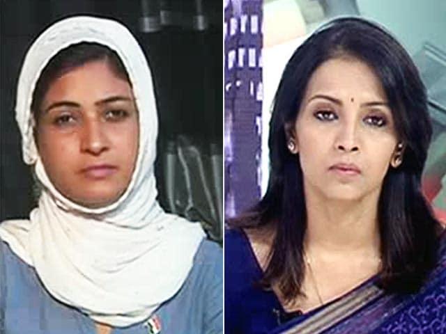 Video : बड़ी खबर : अलका ने पहले की तोड़-फोड़, पुलिस के साथ भी की धक्कामुक्की?