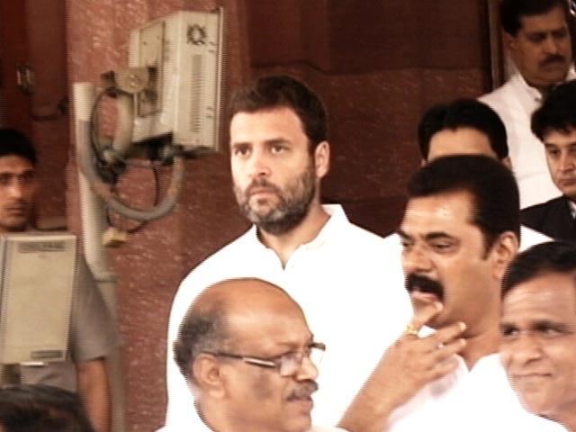 Videos : इस्तीफ़े पर अड़ी कांग्रेस, 'अलग-थलग पड़ चुकी है कांग्रेस'
