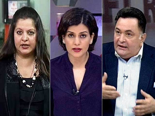 Video : How Do You Make People Gods?: Rishi Kapoor on Radhe Maa Controversy