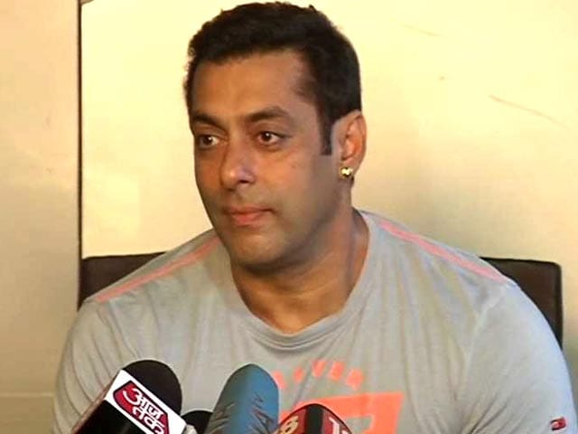 Informatory Lines Became Hit Dialogues in Sholay: Salman Khan