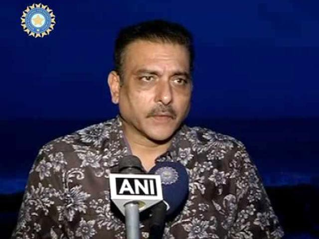 Video : Current Indian Team Can Be Better Abroad Than Any Before: Ravi Shastri