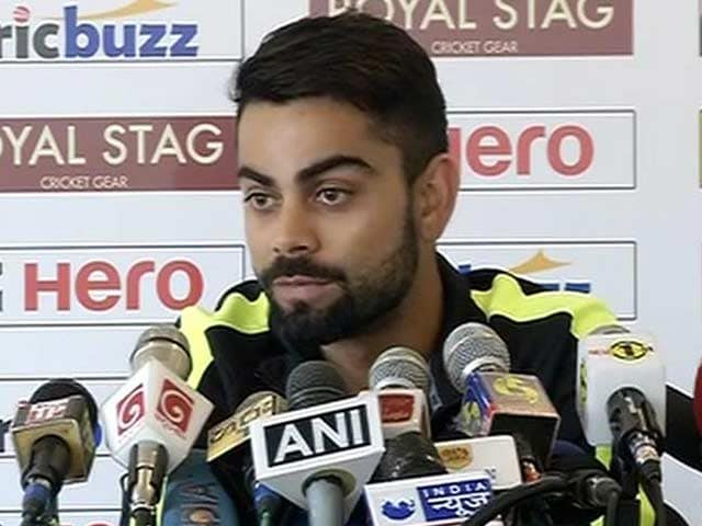 Virat Kohli Says 'Young' Team India Hungry to Win in Sri Lanka