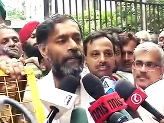 Video : रिहा हुए योगेंद्र यादव, गिरफ़्तारी पर पुलिस को दिल्ली हाइकोर्ट ने लगाई फटकार