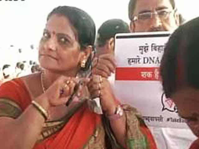 Videos : बिहार में DNA पर सियासत तेज़, सैंपल जुटाने में लगे कार्यकर्ता