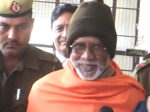 Video : NIA Ok With Bail for Aseemanand in Samjhauta Express Terror Case
