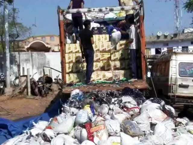 Video : With 1 Permit, 8 Trucks of Alcohol Enter Dry State Gujarat, NDTV Investigation Reveals