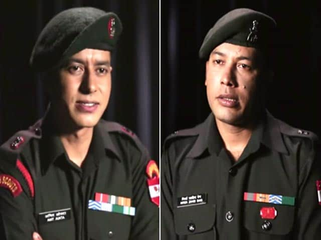 Video : Operation Everest: Indian Army Soldiers Face Their Fears