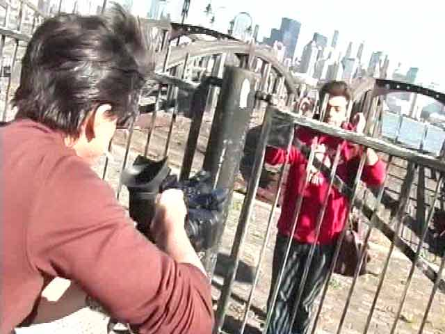 The Making of KANK: SRK Behind the Camera