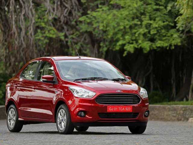Ford Figo Aspire Launched With An Attractive Price Tag
