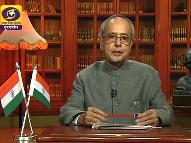 Video : 'Parliament Converted Into an Arena of Combat,' Says President in Independence Day Address