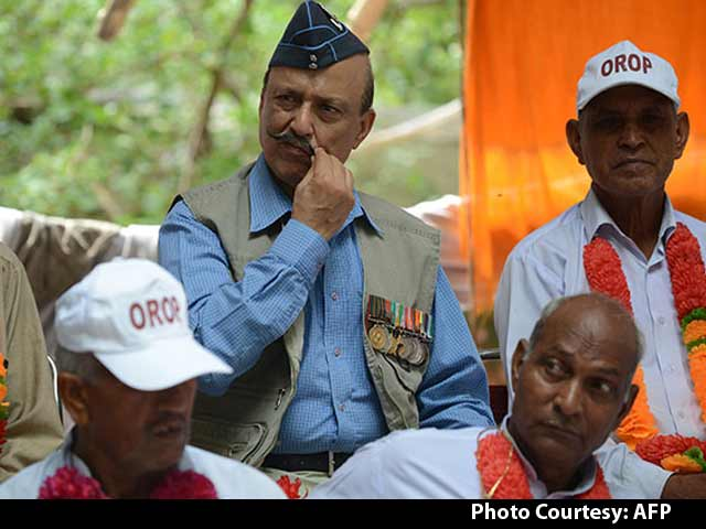 Video : In One Rank One Pension, Rs. 8,000 Crore Diwali Gift for Veterans