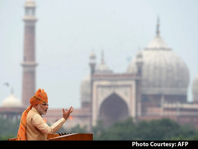 Video : 'This is Team India,' Says PM Modi on Independence Day