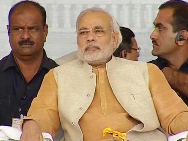 Video : In 30 Years, Narendra Modi First Indian Prime Minister To Visit UAE