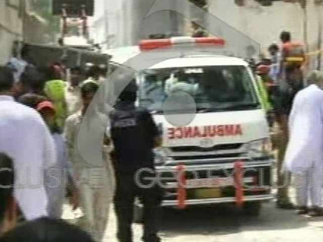 Video : Pakistan Minister Shuja Khanzada, 8 Others Die in Suicide Attack