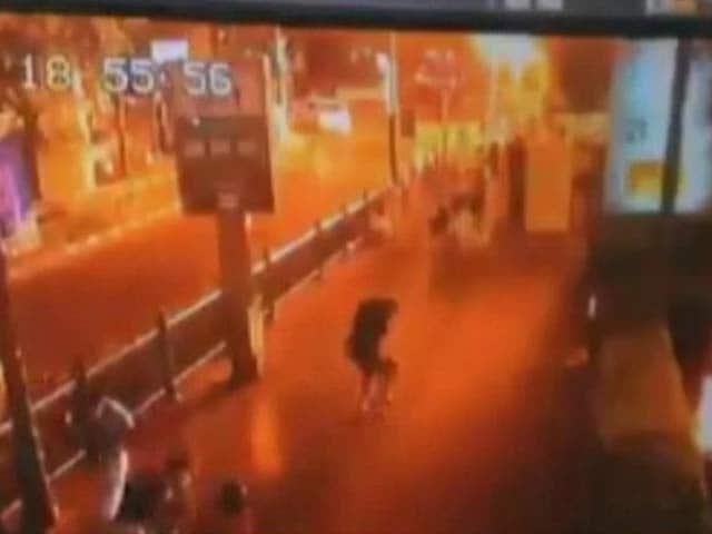 Video : CCTV Footage of Bangkok Blast