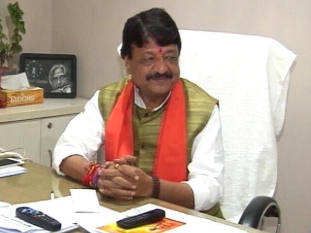 Videos : वक्त आने पर अयोध्या में राम मंदिर जरूर बनेगा, बस सब्र रखो : कैलाश विजयवर्गीय