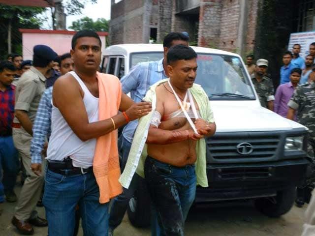 Videos : झारखंड में पुलिस और नक्सलियों के बीच मुठभेड़, रांची के SSP को लगी गोली