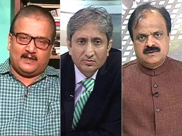 Video : प्राइम टाइम : पीएम मोदी ने बिहार को दिया विशेष पैकेज, गरमाई सियासत