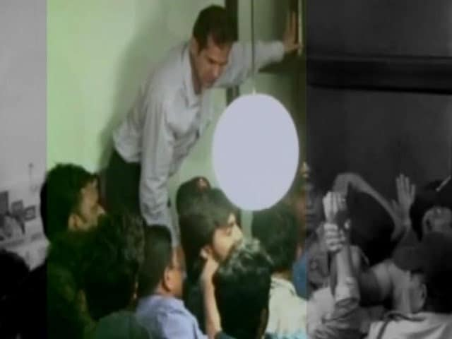 Video : Video Vs Video On What Led to FTII Students' Arrest