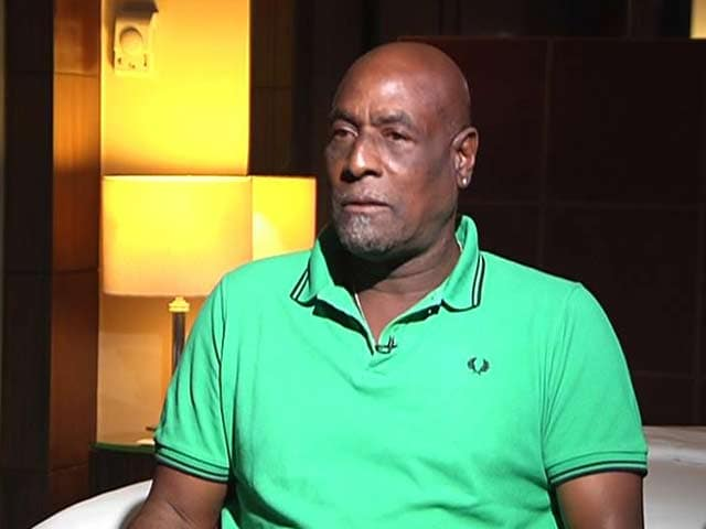 Video : Exclusive: Viv Richards Says DRS Could Have Helped India Win Galle Test vs Sri Lanka