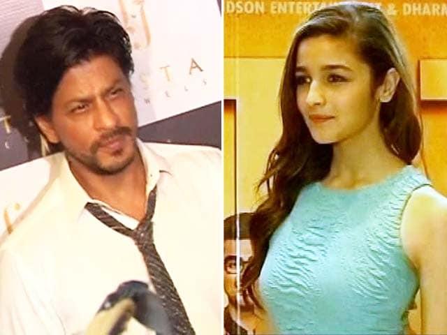 Video : SRK, Alia to Feature in Gauri Shinde's Next Film