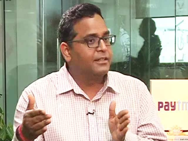 "Video : ""Promised Myself I would Someday Be Able to Afford IIM Grads"": Paytm Founder"