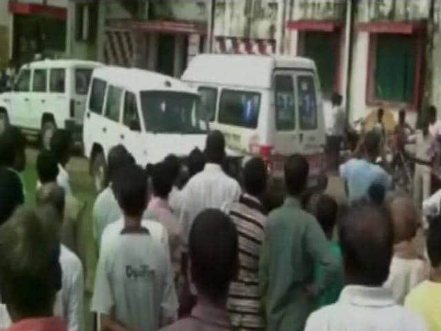Video : बिहार के रोहतास जिले के सोन नदी में नाव डूबी, 5 लोगों की मौत