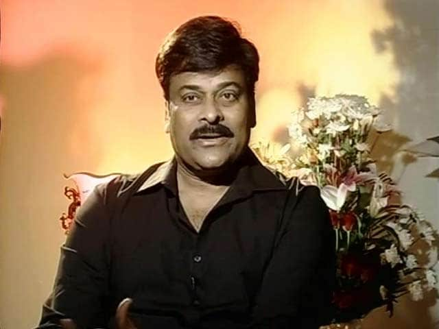 Video : Chiranjeevi on Completing 35 Years in the Film Industry
