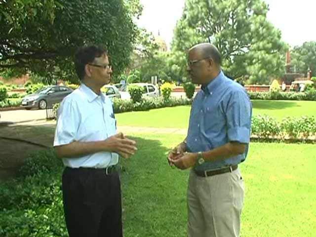 Video : Walk The Talk With Arvind Panagariya, Vice Chairman, NITI Aayog