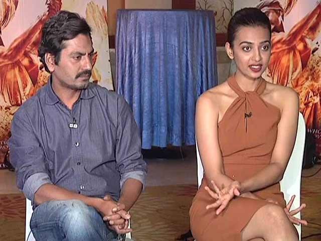 Video : Nawazuddin, Radhika Are New Breed of 'Actor-Stars': Ketan Mehta