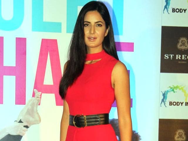 Video : How Katrina Attained Her Sculpted <i>Dhoom: 3</i> Body