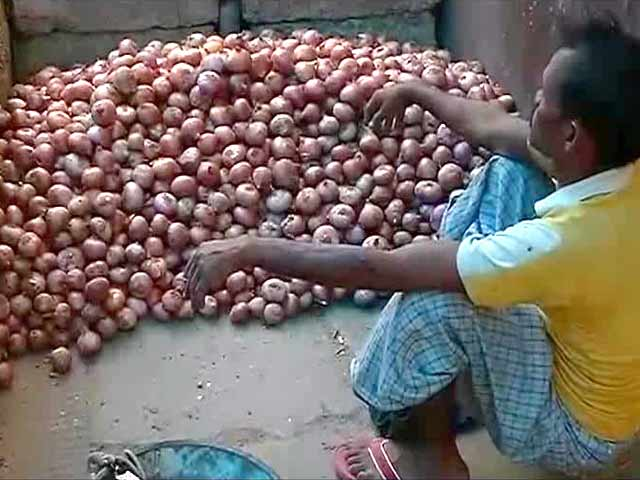 Video : Why Onion Prices Have Climbed 300 Per Cent