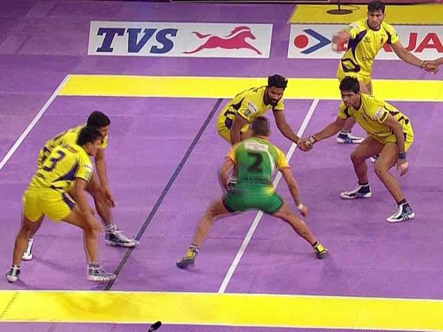 Video : Pro Kabaddi League: Telugu Titans Overcome Patna Pirates to Finish Third